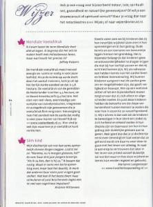Artikel in tijdschrift Onkruid